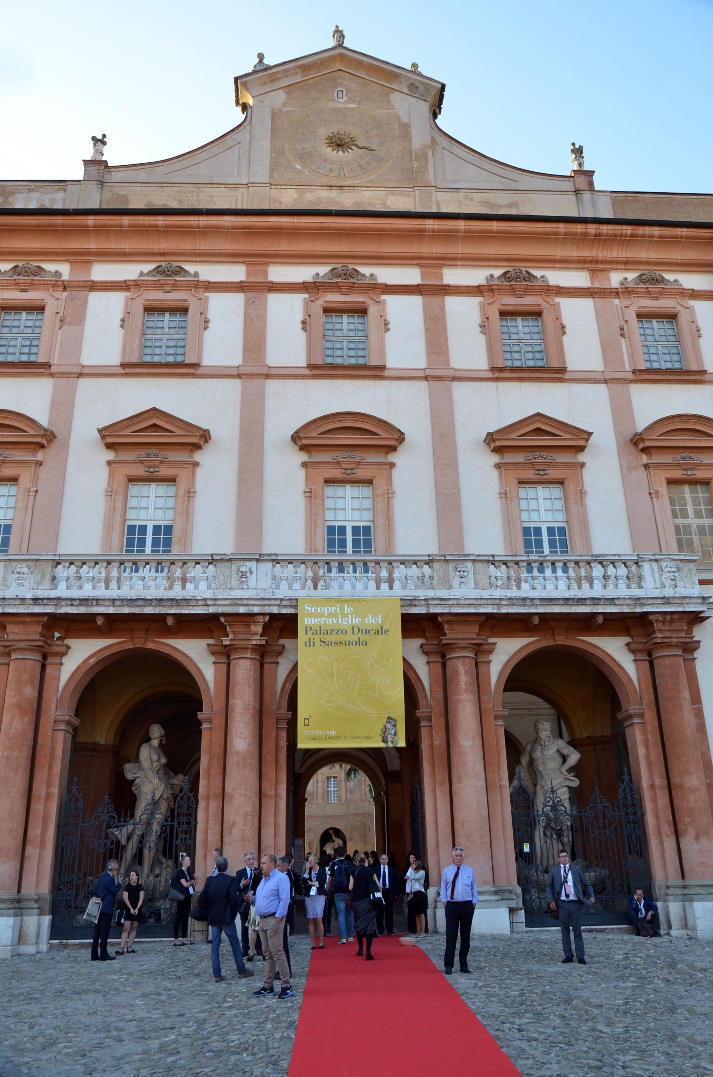 Cersaie International Press Conference @ Palazzo Ducale - Sassuolo (MO)